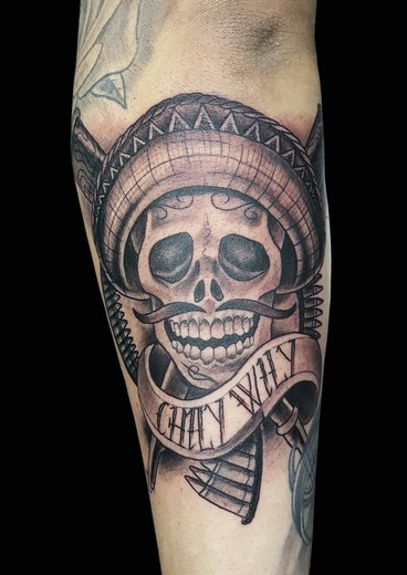 tattoo CHILLY