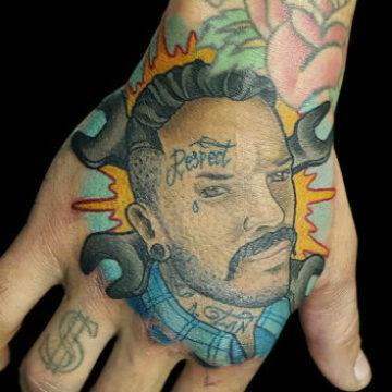 tattoo SAUL